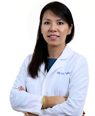 meet dr shirley lei